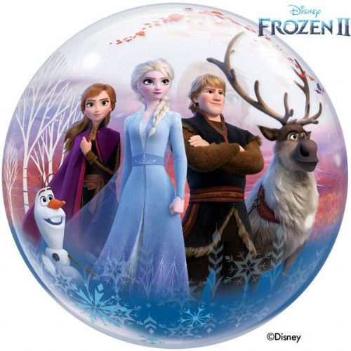 Frozen 2 Bubble 22""